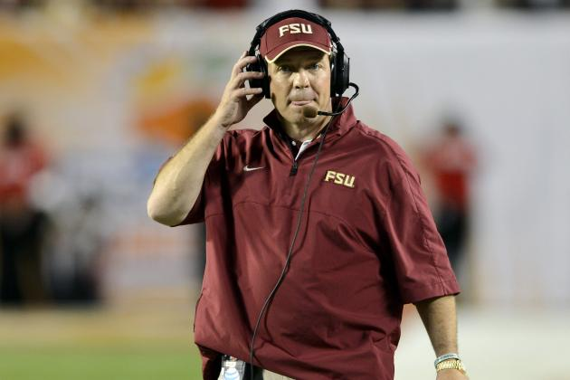 Florida State Football's Holdover Assistants Receive Pay Raises