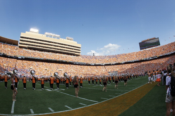 Neyland Stadium's Time at the Top of SEC Over?