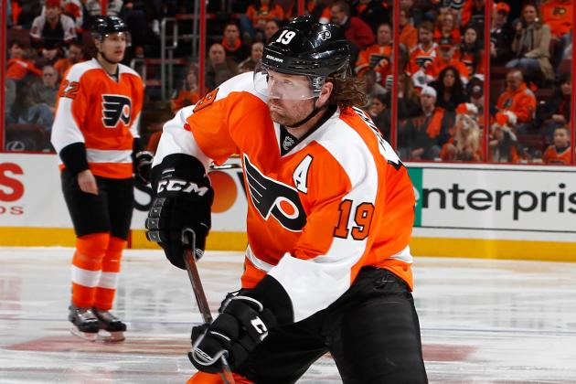 Scott Hartnell Skates, Still 5-7 Days from Return