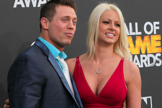 Ex-WWE Diva Maryse and the Miz Announce Engagement