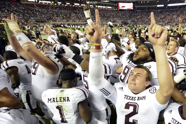 Texas A&M Football Recruiting: What Aggies Must Do to Out-Recruit Texas in 2014