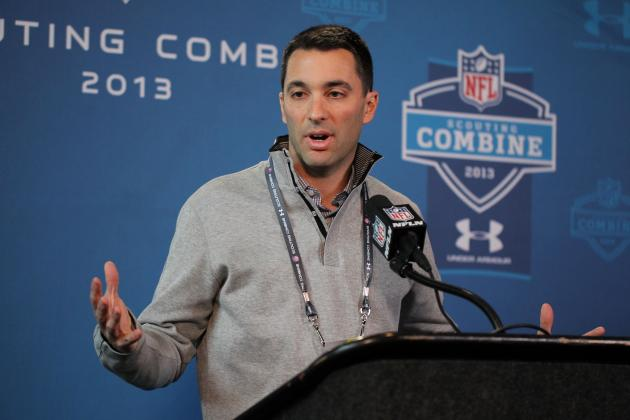 Chargers' Telesco Talks of Big Task