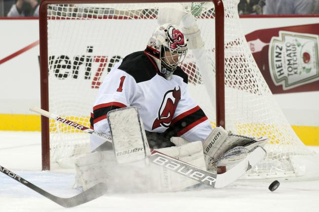 Hedberg Will Start in Goal Saturday Against Capitals