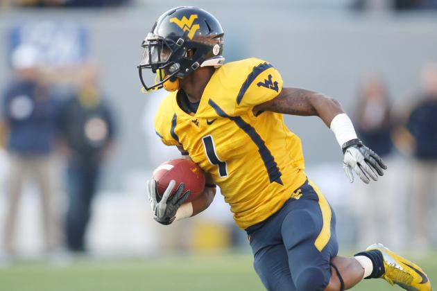 Tavon Austin Has Every Reason to Believe He's the Draft's Best All-Around Player