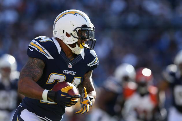 Chargers Coach, GM Praise Ryan Mathews