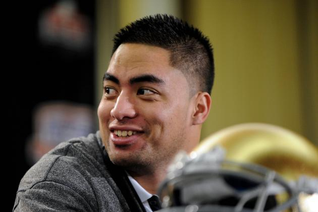 Manti Te'o, Baltimore Ravens: NFL Draft Match Made in Heaven
