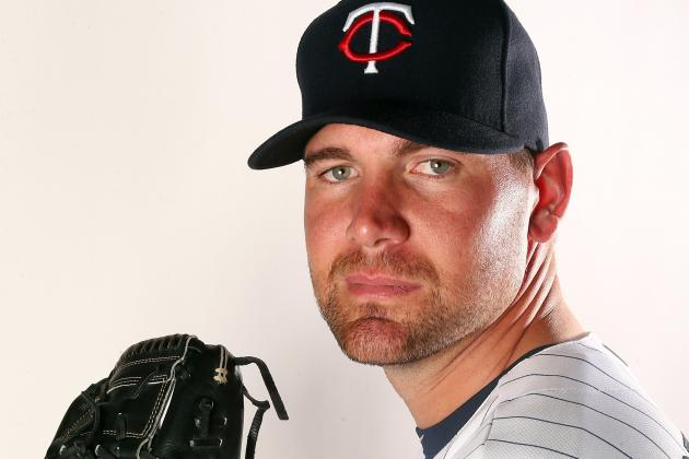 Pelfrey to Start for Twins Just 10 Months After Tommy John