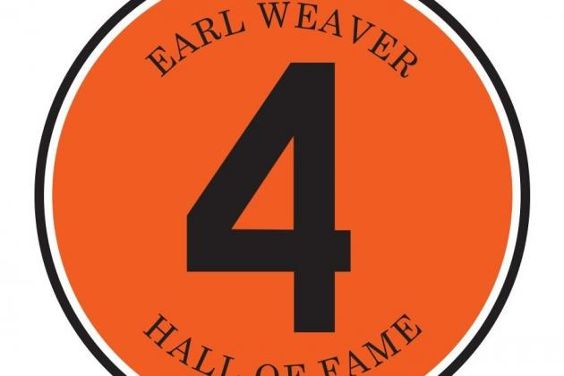 Orioles Set to Wear Patches Honoring Earl Weaver This Season