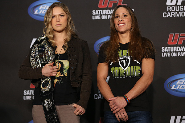 UFC 157 Start Time: When and Where to Watch Rousey vs. Carmouche