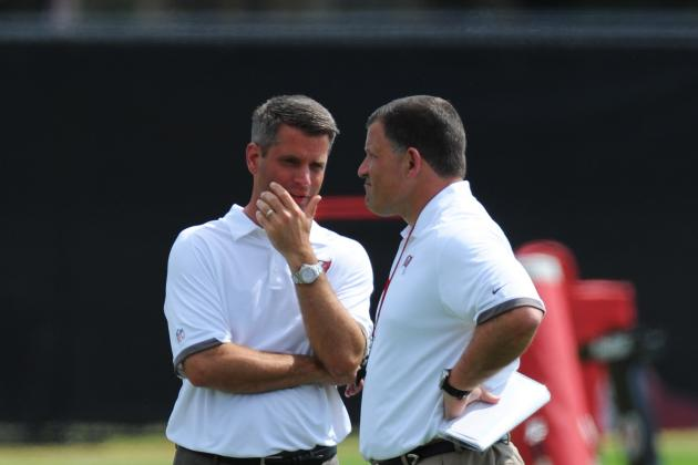 Bucs Will Not Use Franchise Tag in 2013
