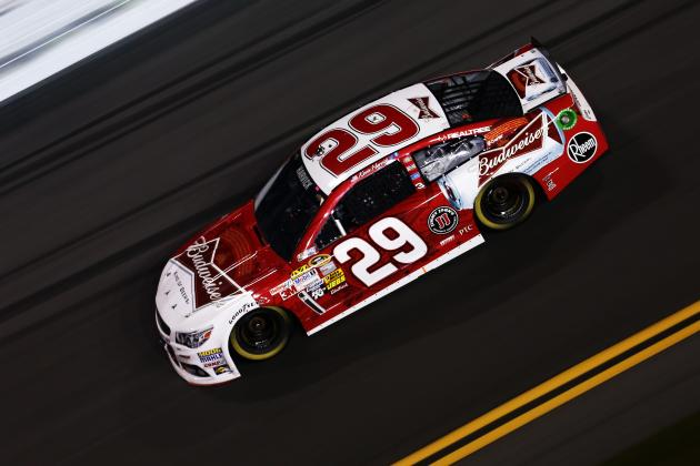 Daytona 500 Starting Lineup: Past Winners in Excellent Position to Win on Sunday
