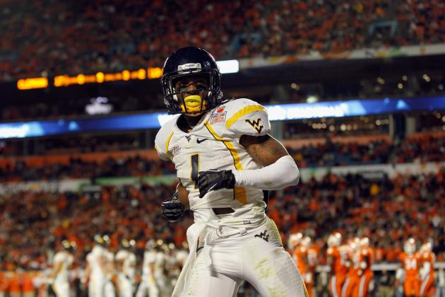 Tavon Austin Is Smart to Call Himself Best Player in 2013 NFL Draft