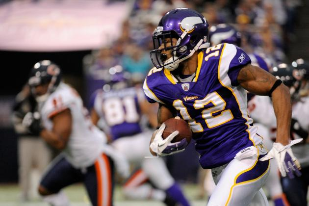 Why the Vikings Should Work to Re-Sign Percy Harvin Now