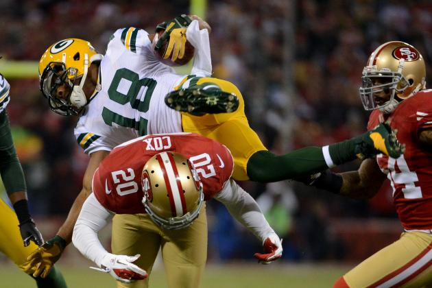 McCarthy Hopes Cobb Isn't Playing Special Teams Next Year