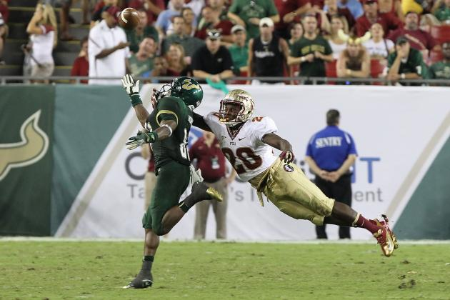 FSU's Lamarcus Joyner Reportedly Will Move from Safety to Cornerback in 2013