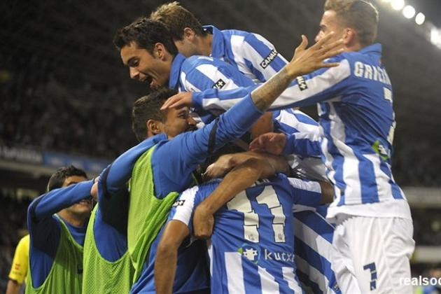 Real Sociedad Win Big in the Basque Derby as Vela Shines