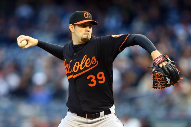 Fantasy Baseball Sleepers 2013: Late-Round Pitchers Who Will Surprise