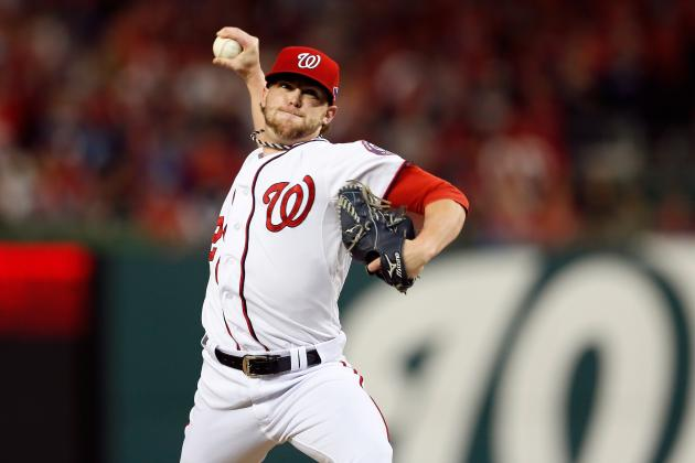 Report: Drew Storen Had Legitimate Excuse in Blown NLDS Game 5 Against St. Louis