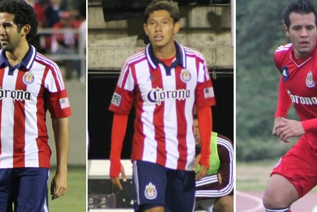 Chivas USA Add Three Players to Roster