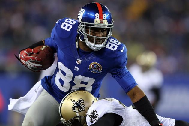 Giants' Hakeem Nicks, David Baas Undergo Offseason Surgery