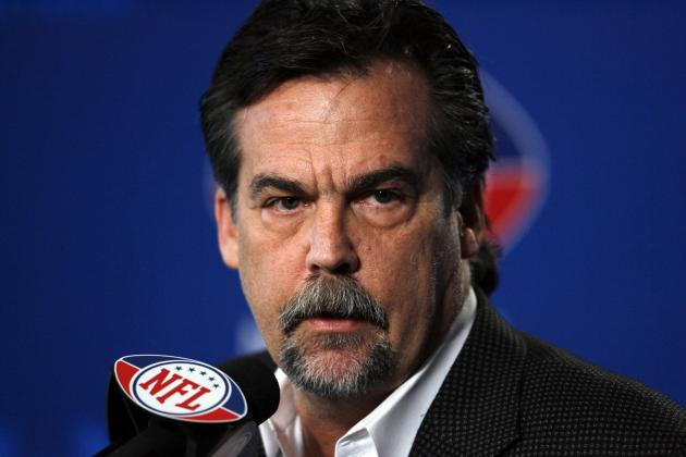 Jeff Fisher's Scouting Combine Presser Touched on a Plethora of Topics