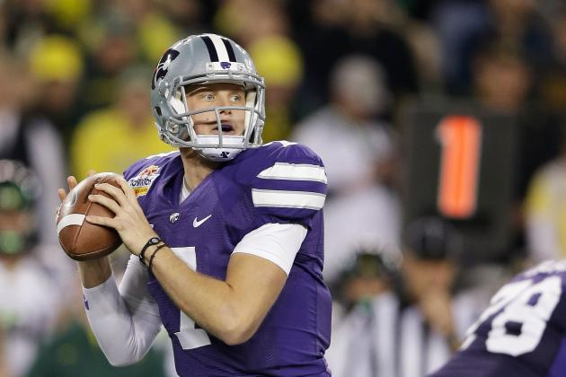 Collin Klein: Why Kansas State Quarterback Can Play Position in the NFL