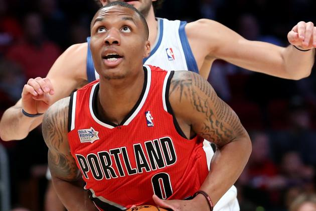 Colangelo Eyeing Lillard for USA Men's Basketball Mini Camp Invite