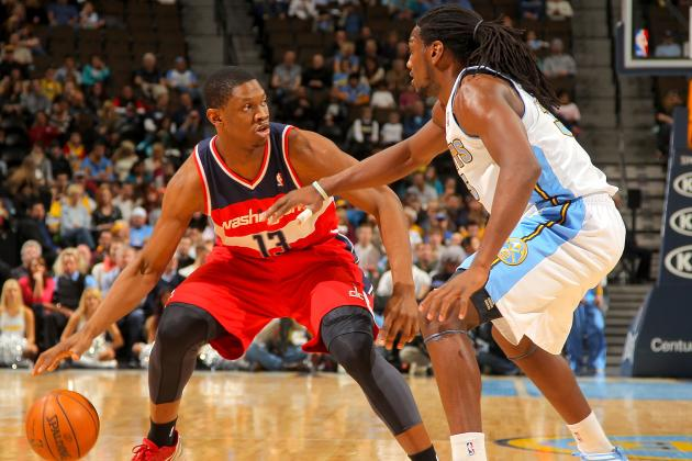 NBA Gamecast: Nuggets vs. Wizards