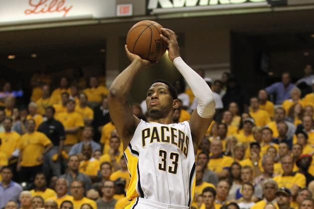 Danny Granger's Return Will Make the Indiana Pacers Legit Title Contenders