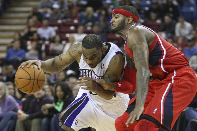 NBA Gamecast: Kings vs. Hawks