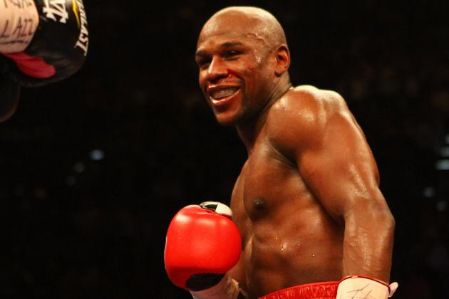 Mayweather: Pacquiao Has to Beat Marquez & Bradley Before I'll Fight Him