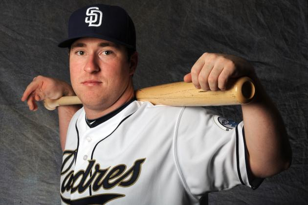 Gyorko Hits Grand Slam in Padres Spring-Opening Win