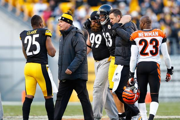 Will the Steelers Survive Heath Miller's Recovery?