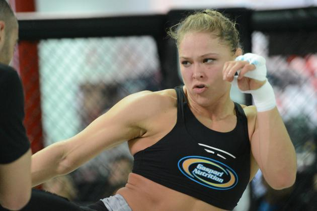 Ronda Rousey vs. Liz Carmouche: Dominant Win for Champion Best for WMMA