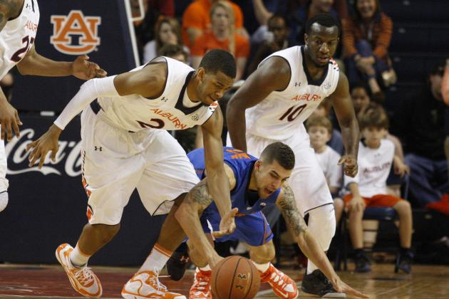 Auburn's Basketball Newcomers Believe Tigers Can Turn It Around