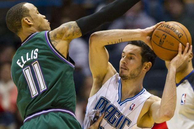 Ellis Will Still Start, Redick to Come off Bucks Bench