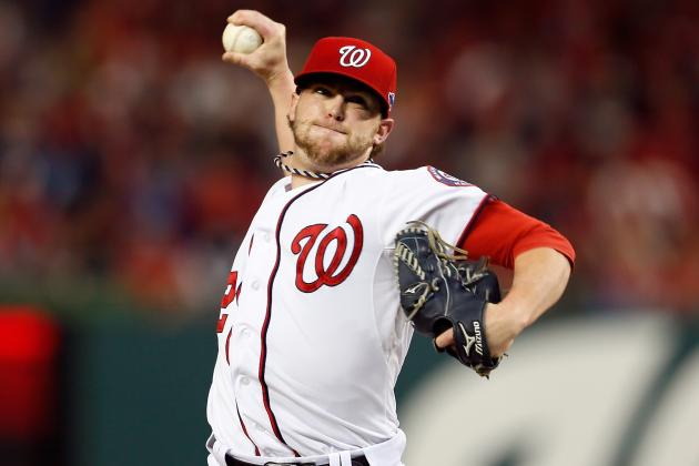 "Drew Storen Was Dealing with ""Excruciating"" Back Pain During the NLDS"