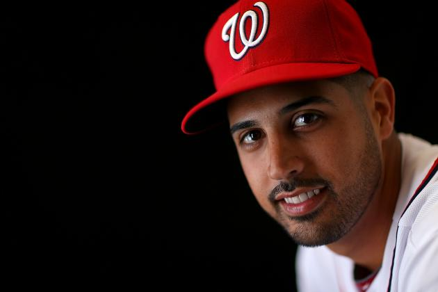 Nationals Pitcher Gio Gonzalez Says He Passed His MLB Drug Test