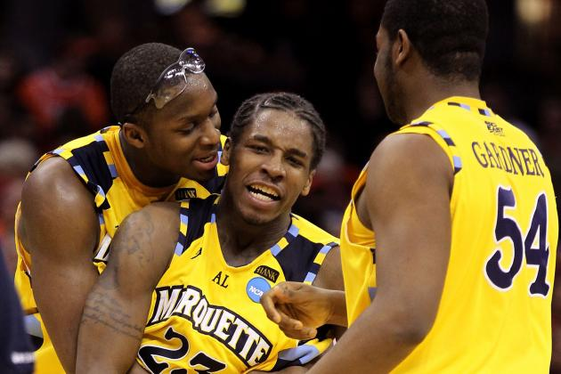 Marquette's Rotation Has Found Rhythm