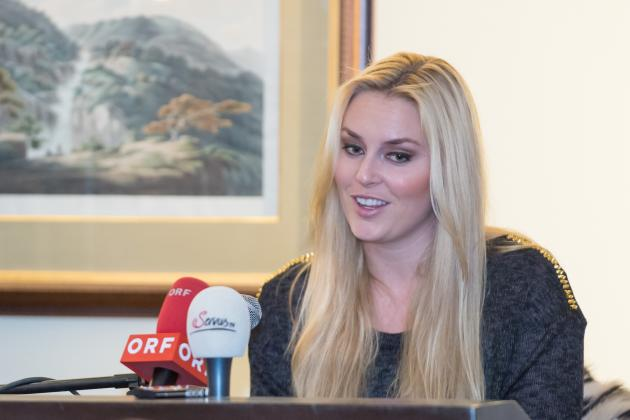 Lindsey Vonn Rips Officials over Crash