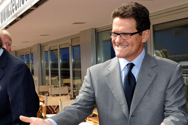 Capello Opens Door to England Return