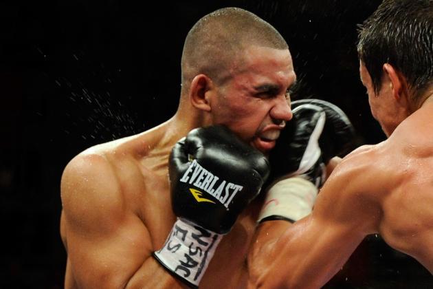 Juan Diaz Will Make Ring Return April 13