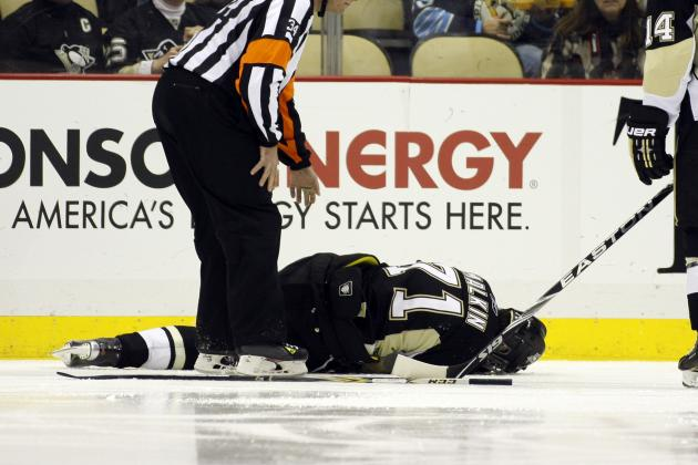Evgeni Malkin Injury: Updates on Penguins Star's Status