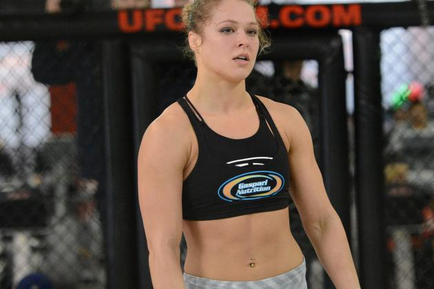 UFC 157: Ronda Rousey Has the Most to Lose in Anaheim