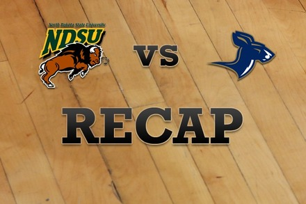 North Dakota State vs. Akron: Recap, Stats, and Box Score