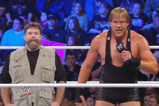 Jack Swagger and Zeb Colter Make Video for Glenn Beck, Beck Responds