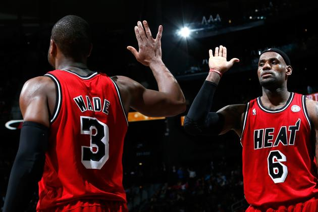 Re-Assessing Miami Heat's Title Odds Post NBA Trade Deadline