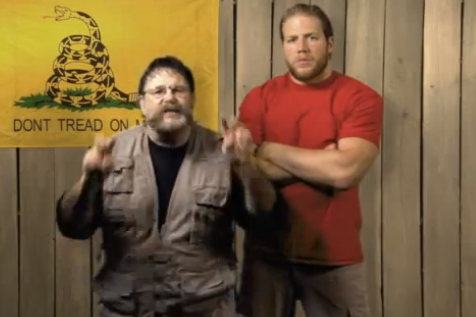 Zeb Colter & Jack Swagger Address Glenn Beck