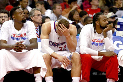 Blowout Loss to Spurs Keeps Clippers Up Late