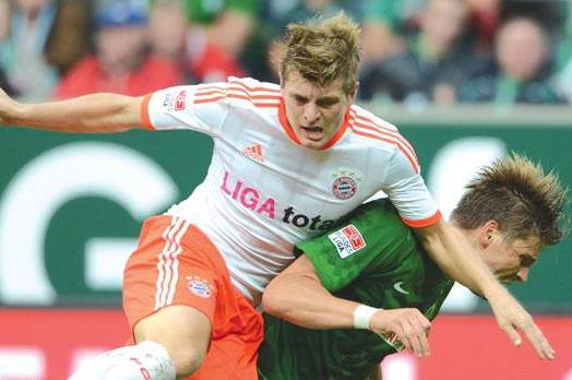 FC Bayern Munich: Nils Petersen's Bremen Travels to the Allianz Arena